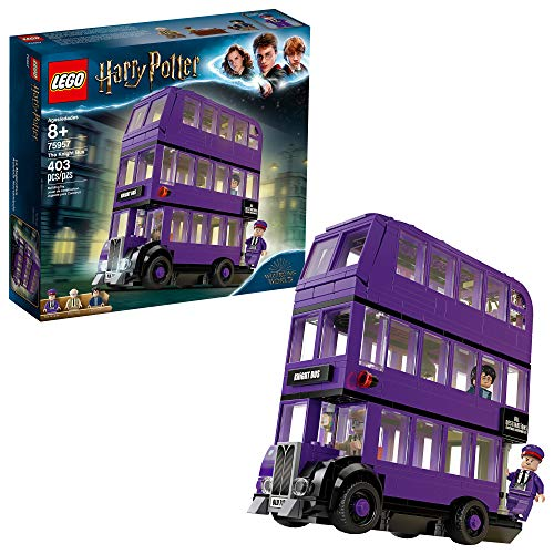 LEGO Harry Potter and The Prisoner of Azkaban Knight Bus 75957