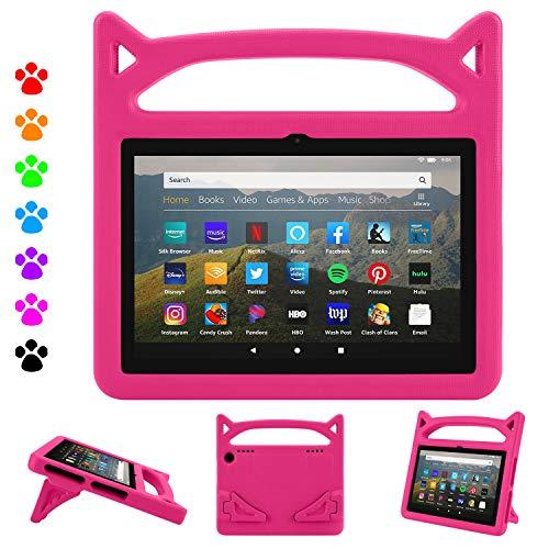 Dinines Fire HD 8 Plus Tablet Case