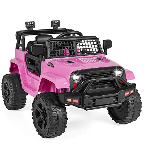 Best Choice Products 12V Kids Ride-On Truck Car