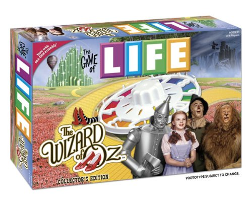 Life Wizard of Oz