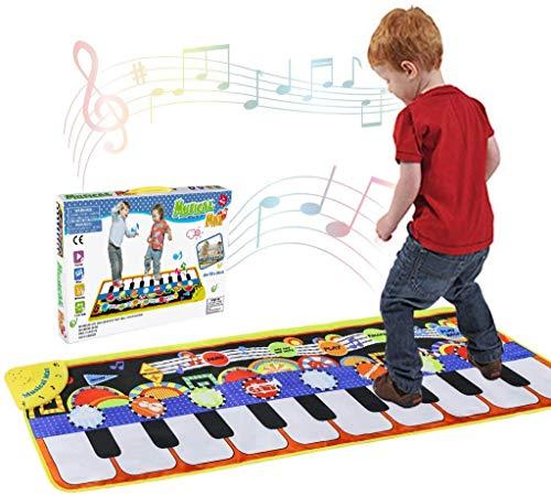 Tencoz Musical Piano Mat (Best Budget Option)