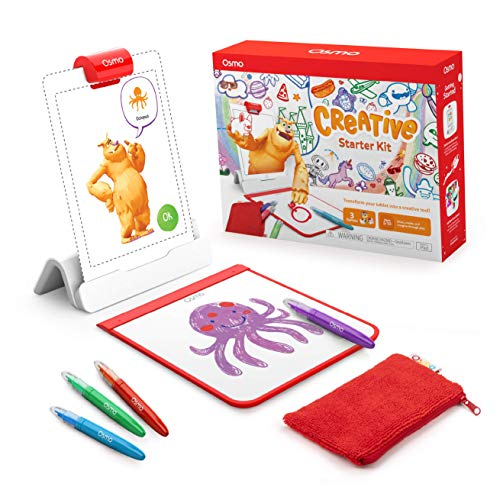 Osmo – Creative Starter Kit for iPad