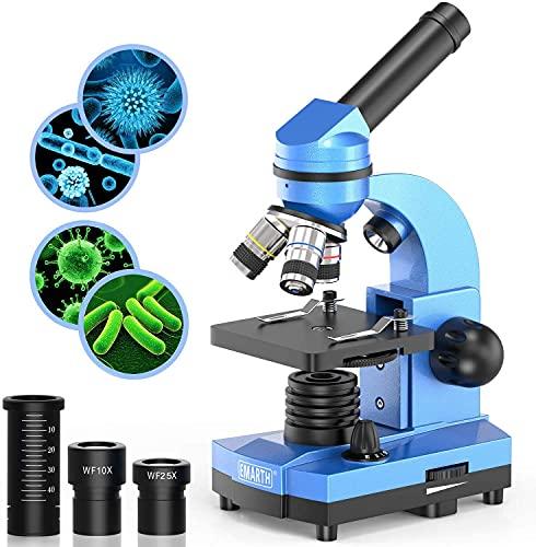 Microscope for Kids Beginners Children Student