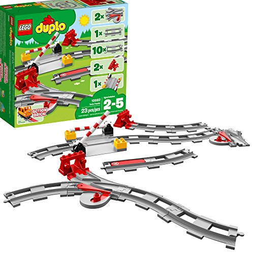 LEGO DUPLO Train Tracks 10882