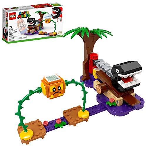 LEGO Super Mario Chain Chomp Jungle Encounter Expansion Set 71381 Building Kit