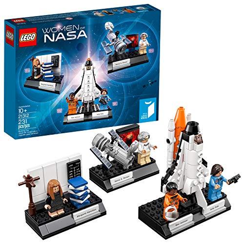 LEGO Ideas 21312 Women of NASA (Best Quality Age 7-11 Option)