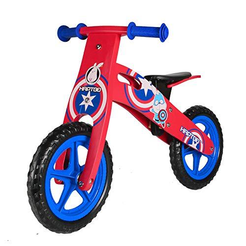 HAPTOO Balance Bike (Best Eco-Friendly Option)