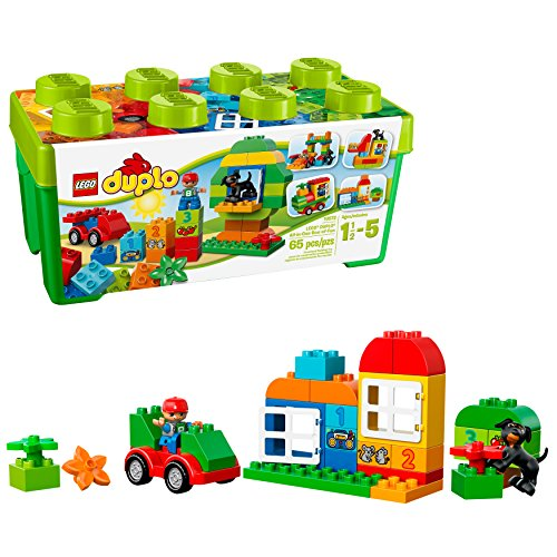 LEGO DUPLO All-in-One-Box-of-Fun Building Kit 10572 - Best Quality Option