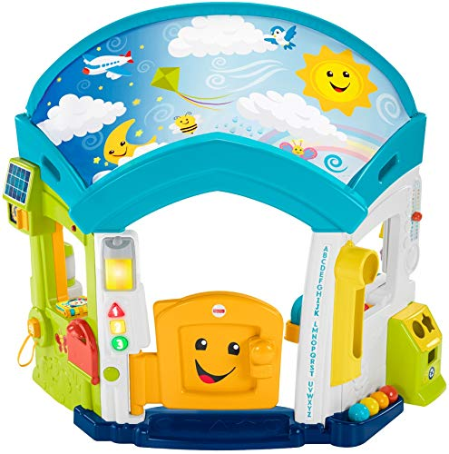 Fisher-Price - Laugh & Learn Smart Learning Home