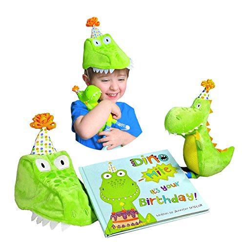Tickle & Main - Dinosaur Birthday Gift for Boys