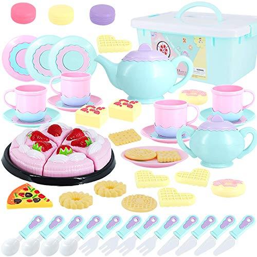 Princess Tea Time Toy Set