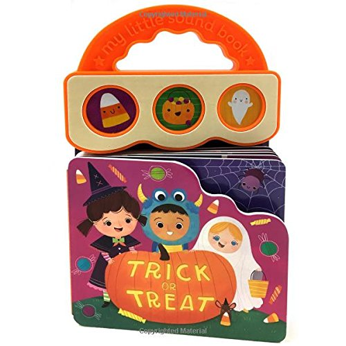 Trick or Treat: Halloween Interactive Children's Sound Book