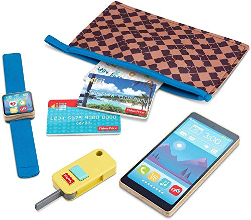 Fisher-Price - On-The-Go Wallet
