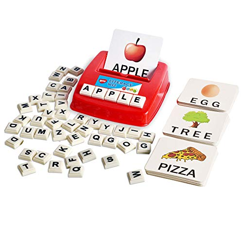 BOHS Literacy Wiz Fun Game (Best Budget Toy for 3-Year-Old)