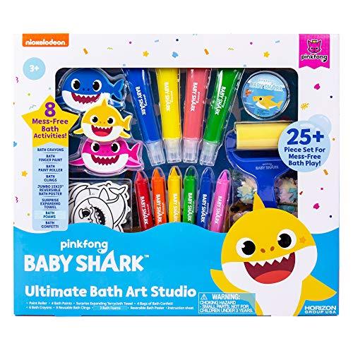 Baby Shark Ultimate Bath Art Studio