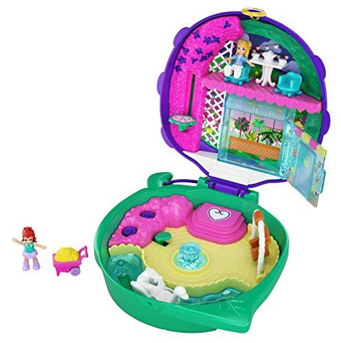 Polly Pocket Pocket World Lil' LadybugGarden Compact