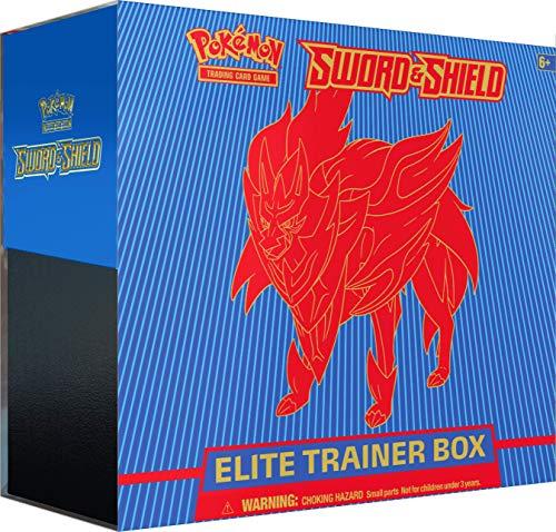 Pokémon POK806070 TCG: Sword and Shield Elite Trainer Box (Best Quality Option)