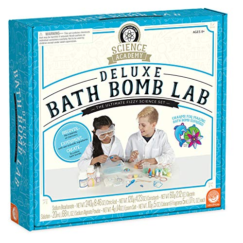 Science Academy Deluxe Bath Bomb Making Lab Kit