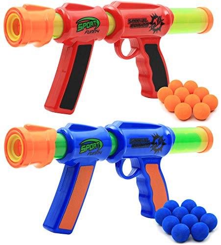 Kiddie Play Toy Foam Blasters & Guns (Best Quality Option)