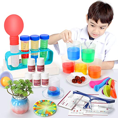 SNAEN Science Kit with 30 Science Lab Experiments