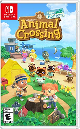 Animal Crossing: New Horizons (Ages 6 and up)