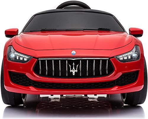 TOBBI Kids Ride On Car Maserati