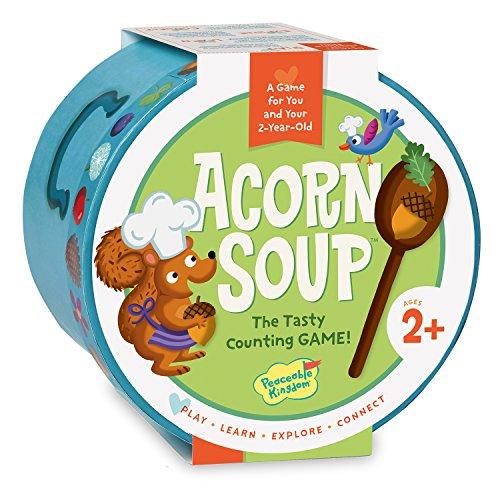 Peaceable Kingdom Acorn Soup (Best Budget Option)