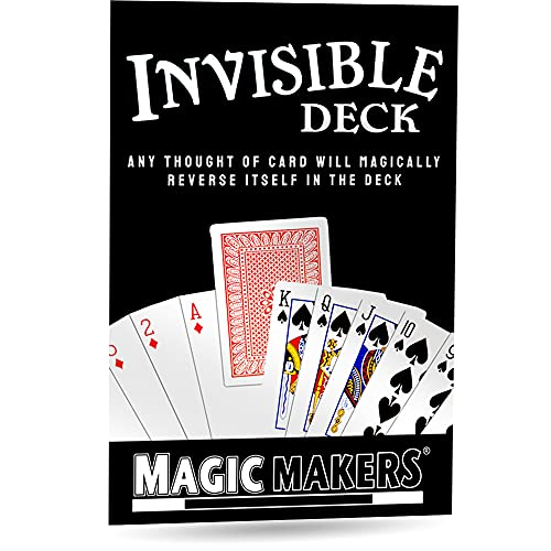 Invisible Deck Trick by Magic Makers
