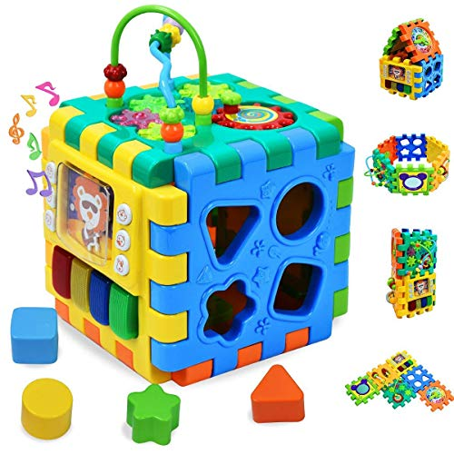 6 in 1 Shape Sorter