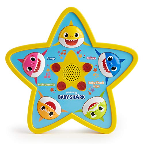 WowWee Pinkfong Baby Shark Official Musical Playpad