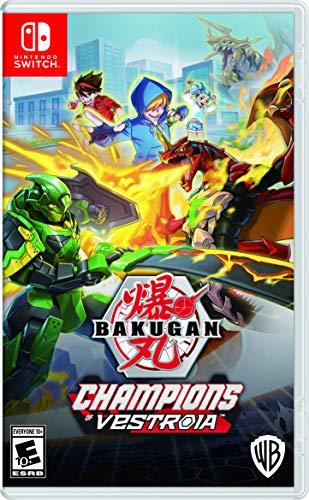 Bakugan: Champions of Vestroia – Nintendo Switch (Best Quality Option)