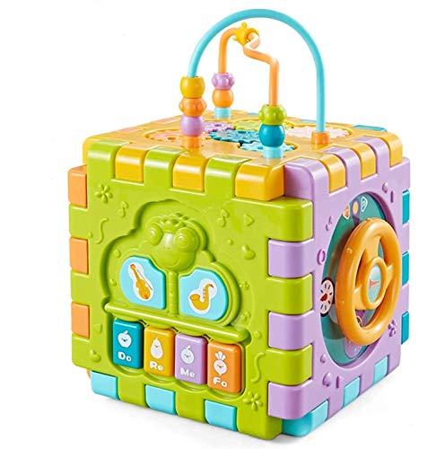 ToyVelt Activity Cube