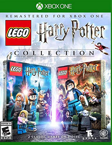 LEGO Harry Potter: Collection - Xbox One (Best Quality Option)