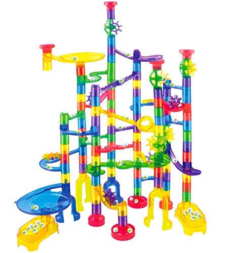 JOYIN Marble Run Premium Toy Set