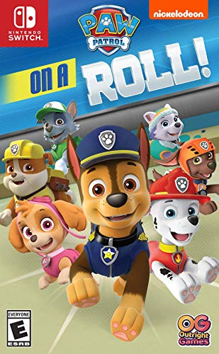 Paw Patrol On a Roll (Ages 3 and up)