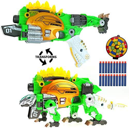 Big Mo's Toys Transforming Revolver