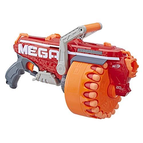 Megalodon Nerf N-Strike (Best Quality Nerf Gun)