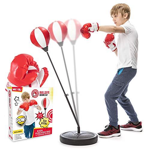 whoobli Punching Bag for Kids