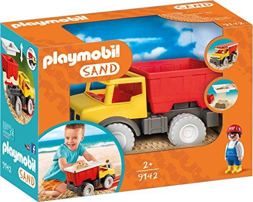 Playmobil 9142 Dump Truck Building Set