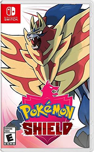 Pokémon Shield (Best Quality Option)