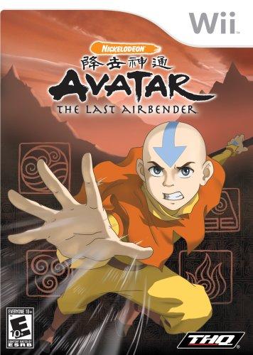 Avatar: The Last Airbender – Nintendo Wii (Best Quality Option)