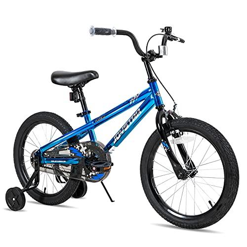 JOYSTAR Pluto Kids Bike with Training Wheels