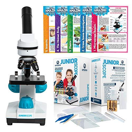 Omano JuniorScope Microscope for Kids