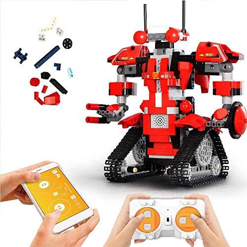 Mould King Remote Control Building Block Robot Set (Best Quality Building Toy)