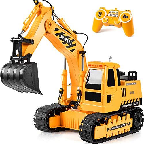 Remote Control Excavator RC Toy