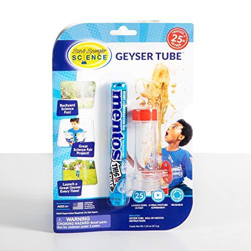 Steve Spangler Science Geyser Tube Experiment (Best Budget Option)