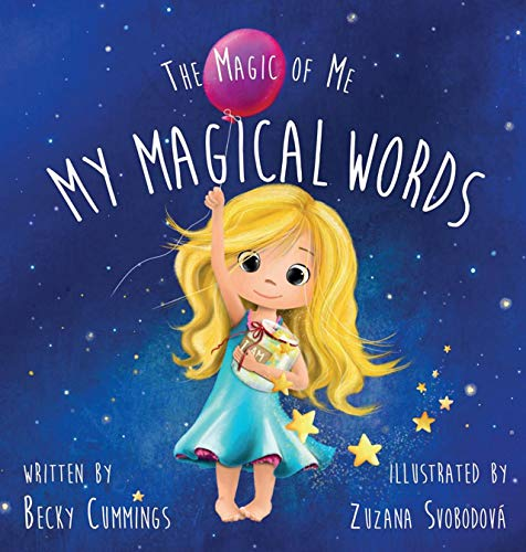 My Magical Words (The Magic of Me Series) (Best Quality Option)