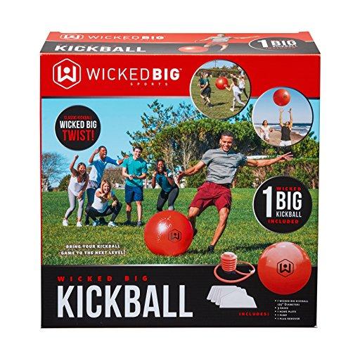 Wicked Big Sports Kickball