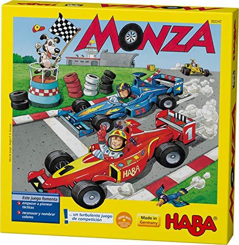 A Car Racing Beginner's Board Game