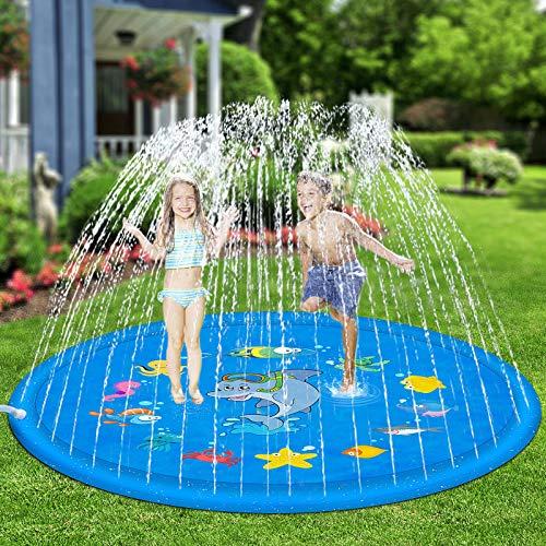 Hotdor Inflatable Kiddie Pool